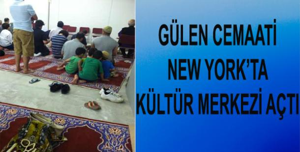 Newyork Türk Kültür Merkezine Kavuştu