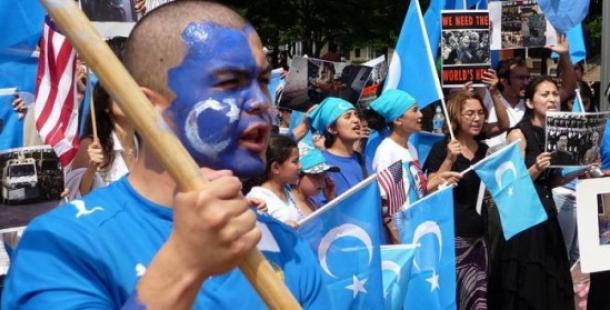 Uygur Türklerinin Durumu Masada