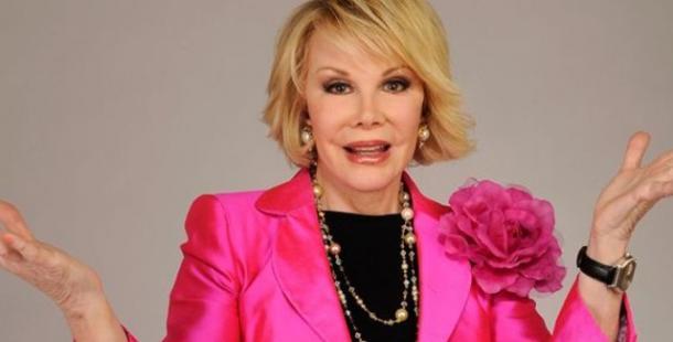 komedyen Joan Rivers öldü