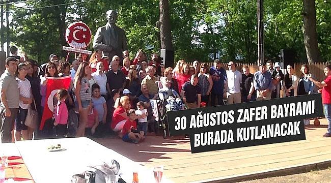 30 Ağustos New Haven Atatürk Parkında Kutlanacak