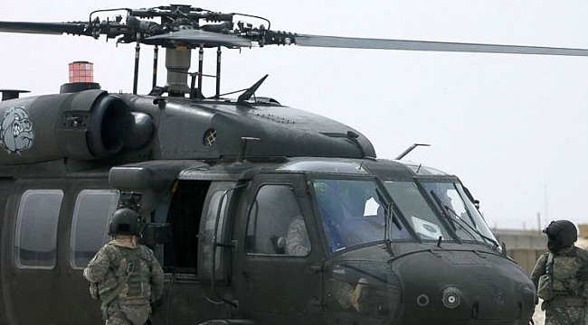 5 missing after report of downed Army helicopter off Hawaii