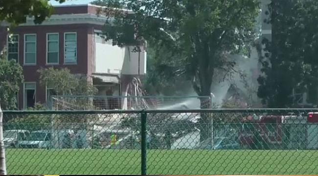 ABD'de okulda patlama:2 ölü