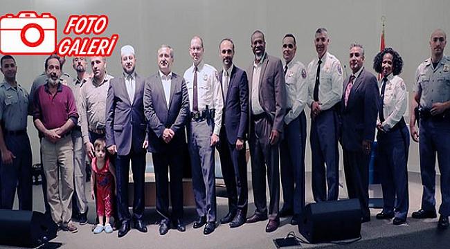ABD Polisinden Camide İslamifobi konferansı