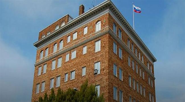 ABD Rusya'dan Konsolosluğu Kapatmasını istedi