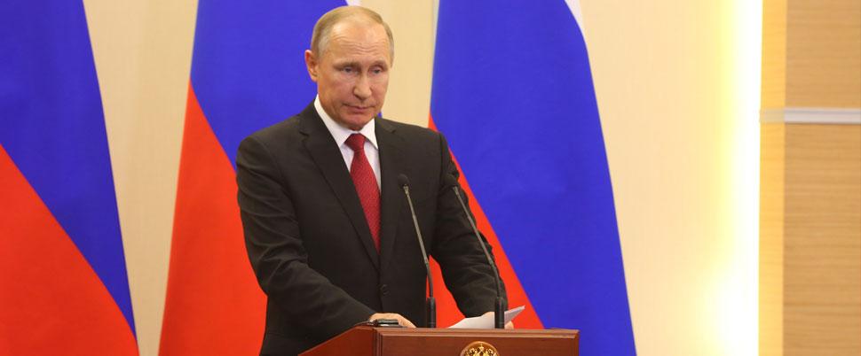 ABD'den Putin'e Tepki