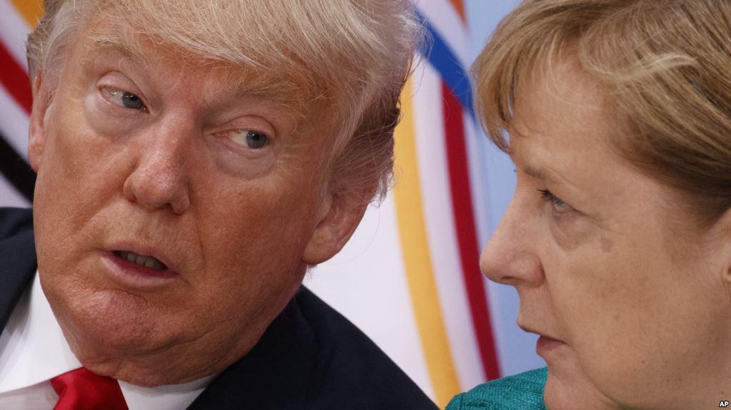 Almanya Kuzey Kore Geriliminden Endişeli