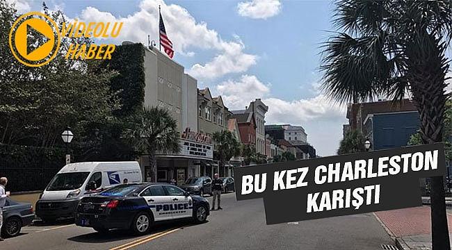 Charleston'da Saldırı Alarmı