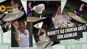 Amerika'da Türk Kadınlarının Yufka Keyfi