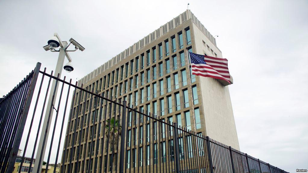 Amerika'nın Havana Büyükelçiliği'nde 'Tuhaf Olaylar'