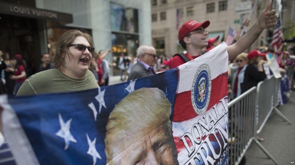 'Amerikalılar Trump'a Güvenmiyor'