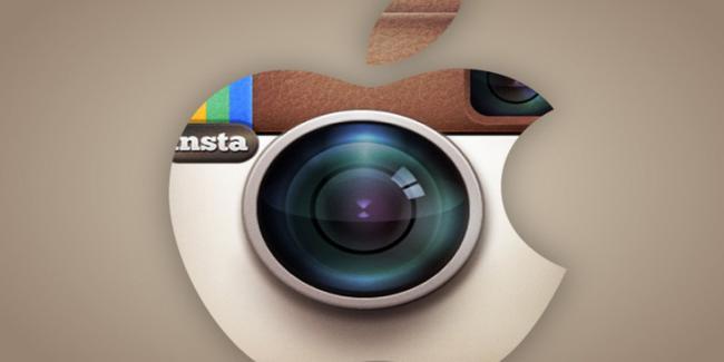 Apple Instagram hesabı ile yayında