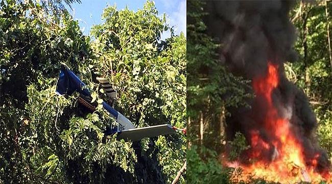 Charlottesvile'de Polis Helikopteri Düştü 2 Ölü