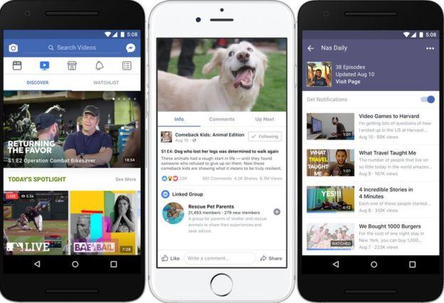 Facebook Yeni 'İzle' özelliği ile ilgili her şey