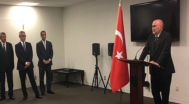 Sinirlioğlu: Türkiye savaş istemiyor ancak...