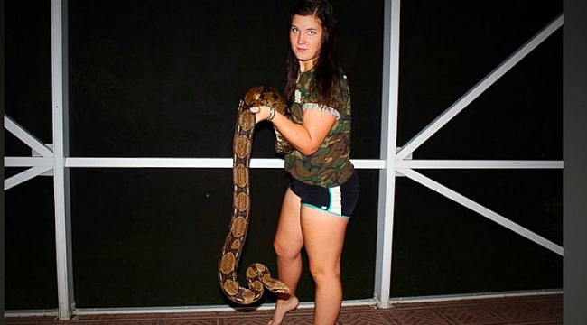 Florida family discovers 6-foot boa constrictor living in attic
