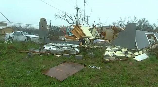 Harvey Kasırgasının Şiddeti Azaldı Ama...