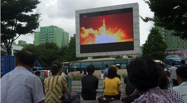 Kuzey Kore: ABD Kendini Güvende Hissetmemeli