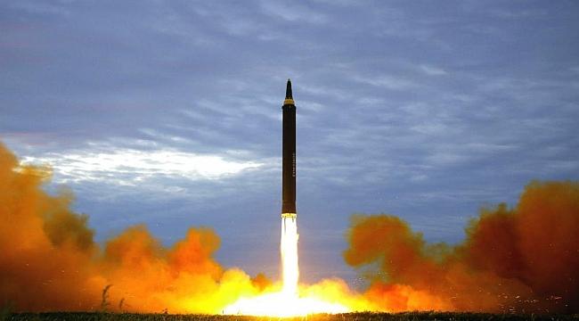 Kuzey Kore'nin hedefi Guam adası