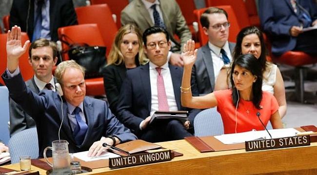 Kuzey Kore'ye 'en zorlayıcı yaptırımlar' kabul edildi