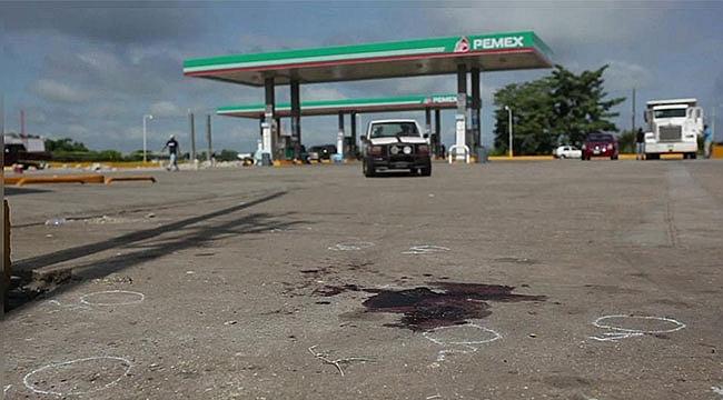 Meksika'da Yine Gazeteci Cinayeti