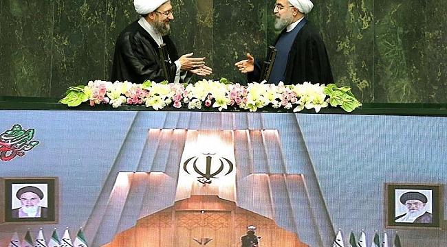 Ruhani, ABD'yi Eleştirdi