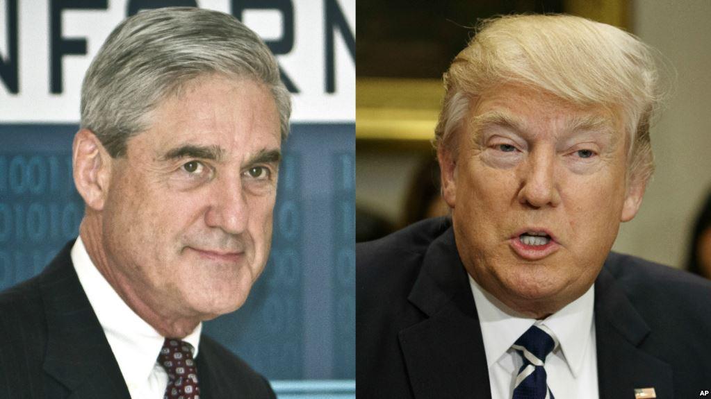 Savcı Mueller Trump'ın Mali Kayıtlarını Araştırıyor