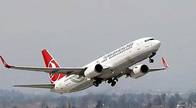 THY uçağı hasta yolcu nedeniyle Bükreş'e indi