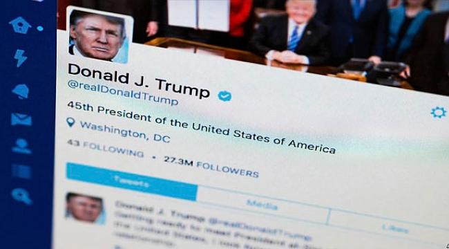 Trump: 'Sosyal Medyadan Vazgeçmeyeceğim'