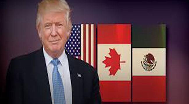 Trump Yine NAFTA'yı Hedef Aldı