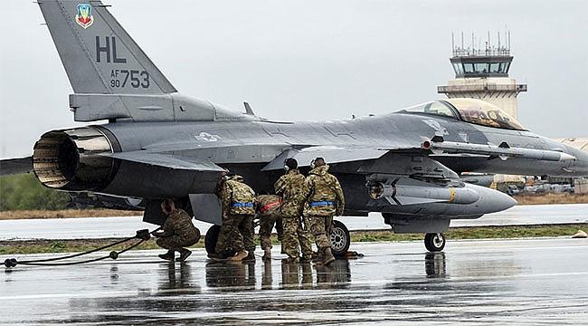 Türkiye ile ABD arasında F-16 Eğitmen Krizi