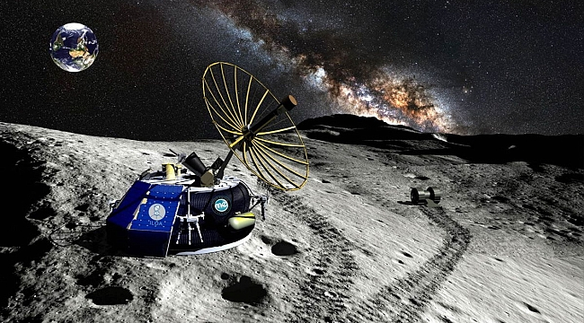 5 Şirket Ay'a Araç Göndermek için Yarışıyor