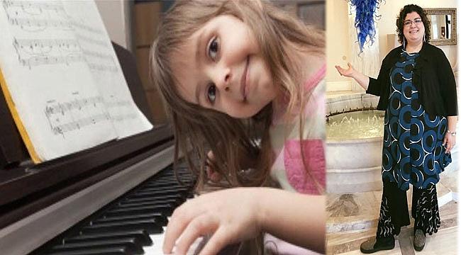 ITU'lü Esra'dan Kolay Piyano Dersi