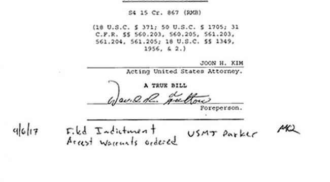 ABD'deki Çağlayan dosyasından flaş detay