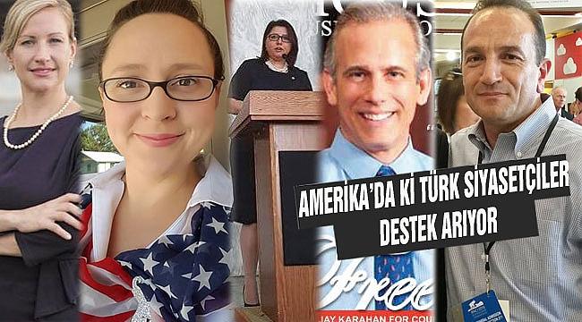 Amerika'da Türk Siyasetçiler