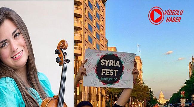 Amerika'nın Göbeğinde Suriye Festivali