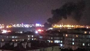 Atatürk Havalimanında Uçak Düştü