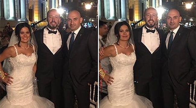 Beşiktaş USA'da Mutlu Gün: Gökay Mediceler Evlendi