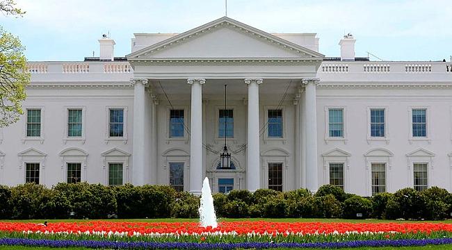 Beyaz Saray'da silahlı bir kişi yakalandı