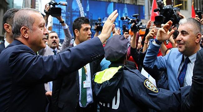Cumhurbaşkanı Erdoğan New York'a Geliyor