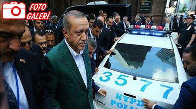 Cumhurbaşkanı Erdoğan New York'ta