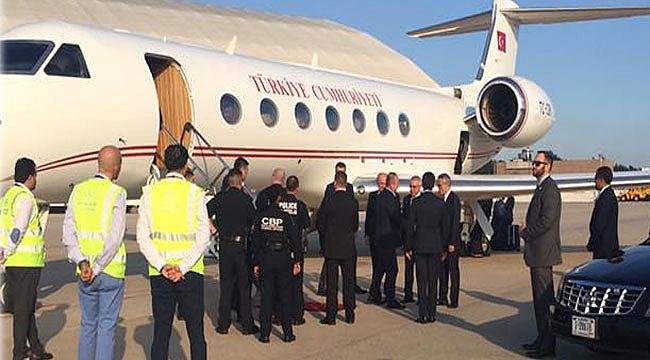 Dışişleri Bakanı Çavuşoğlu New York'ta