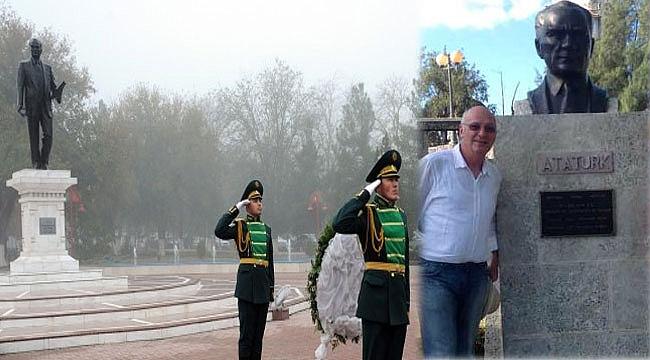 Dünya'da ki Atatürk Anıtları