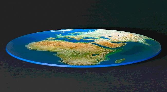 Dünya Düz mü? ABD'li Rapçi Para Topluyor