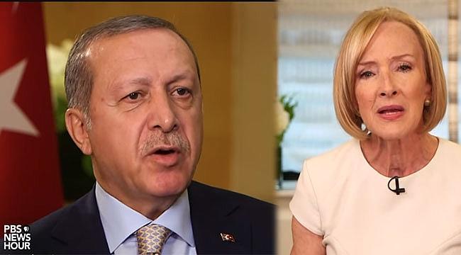 Erdoğan: ABD Polisi Müdahalede Yetersiz Kaldı