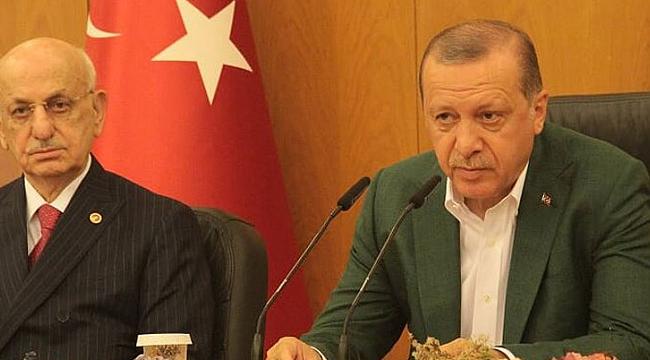Erdoğan Bugün New York'a Geliyor