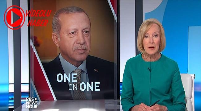 Erdoğan: 'O Silahları Teröristlere Neden Veriyorsunuz?'