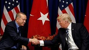 Erdoğan Trump Görüşmesi Başladı