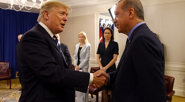 Washington Post: Trump'tan Erdoğan'a 100 milyar Teklifi