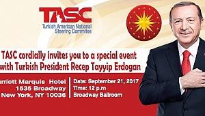 Erdoğan Türk Toplumu İle Bir araya Geliyor