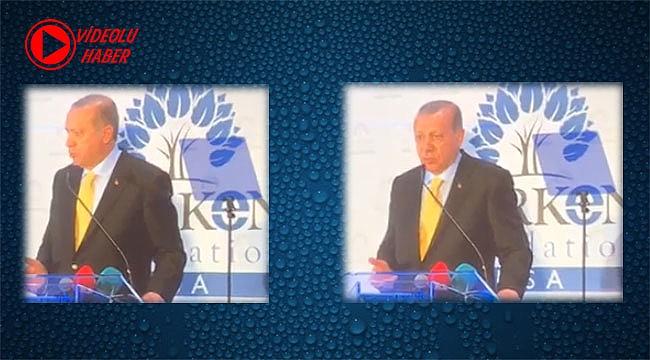 Erdoğan: Turken Vakfı Birleşmiş Milletler Gibi
